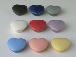 Mini urn hartje met vlinder pr002 0,15l