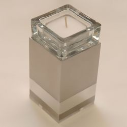 Moderne Waxinelichthouder mini urn Raya 120mm}