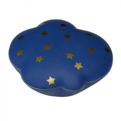 Mini urn wolk met sterrenhemel in goud mn005 0,15l
