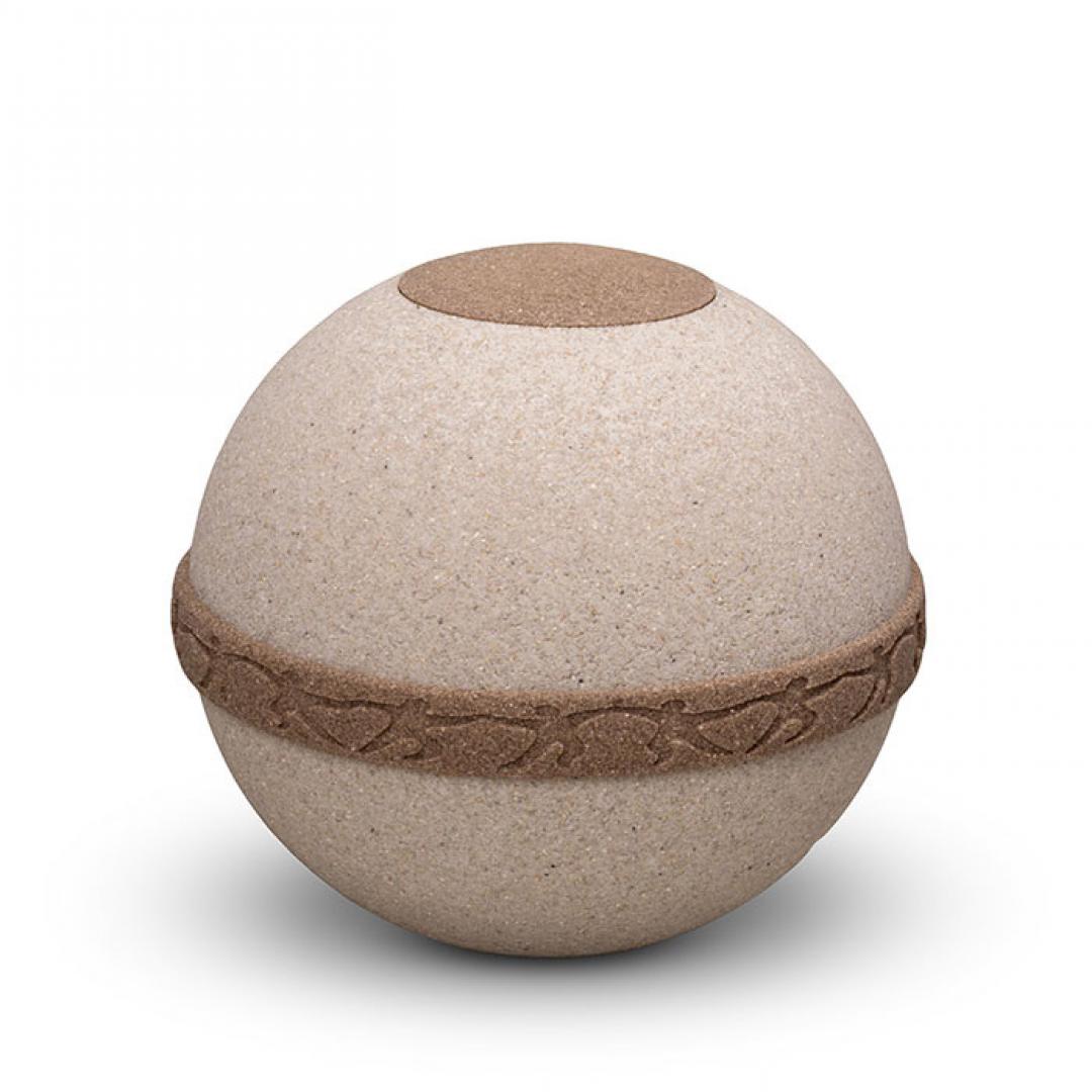 Bio urn Cuarzo oplosbaar in water BU304