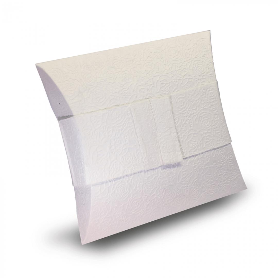 Bio urn papier wit oplosbaar in water ZU001