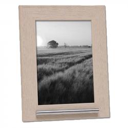 Fotolijst 13x18 met ruimte voor as in houtkleur FKS49BF1A13}