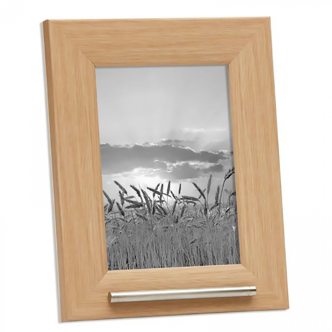 Fotolijst 13x18 met ruimte voor as van hout FKS53GJ1A13