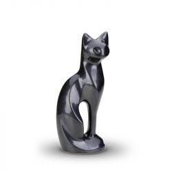 Mini urn kat zwart HU192}