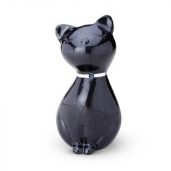 Mini urn kat zwart HU264}