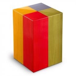 Houten urn in 4 kleuren Arlecchino UR-V-AR-01L 7 Liter}