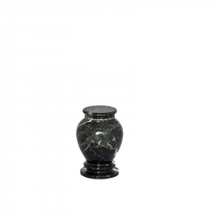 Marmeren mini urn grijs SU6781K}