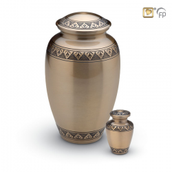 Messing urn HU127}