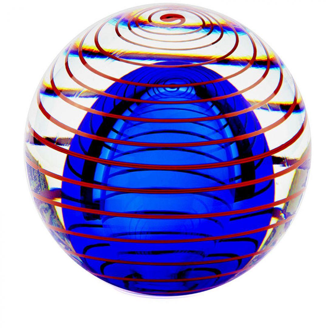 Mini urn glas Circle of life U21