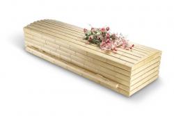 Bamboe kist Pinboo eco (Tijdelijk niet leverbaar)}
