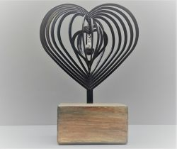 3D urn hart mét hanger 717har00}
