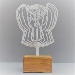 3D urn engel mét hanger 718eng00}