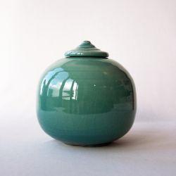 Blue Ocean urn}