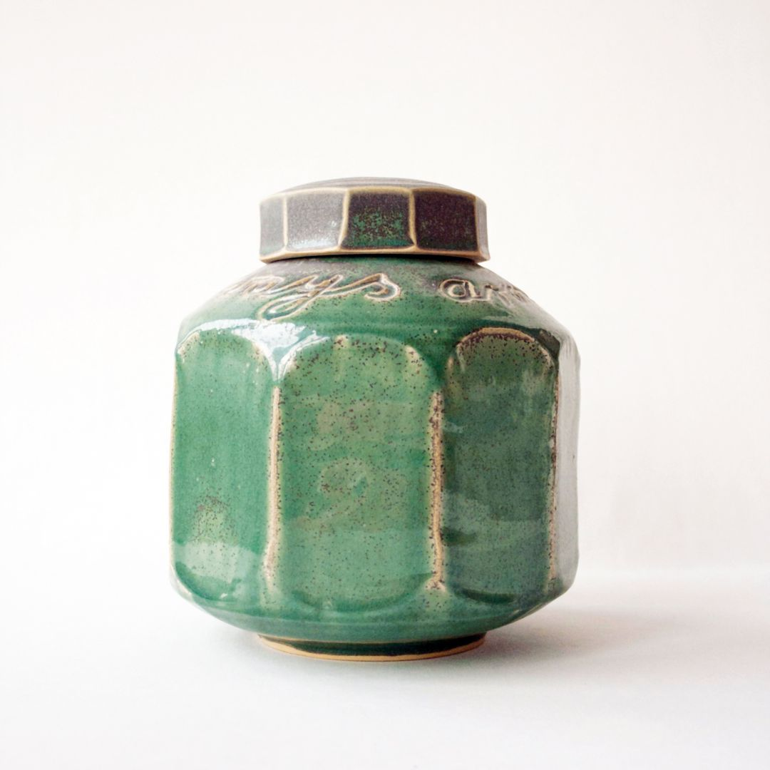 kunstenares Annusch Forever urn