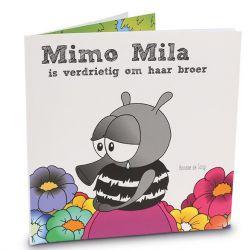 Kinderboek voor hulp bij overlijden Broer}
