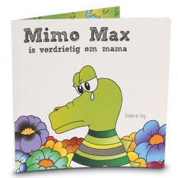 Kinderboek voor hulp bij overlijden Mama}