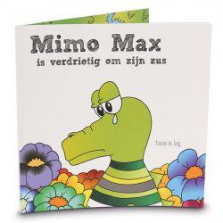 Kinderboek voor hulp bij overlijden Zus}