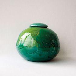 Treasure urn}