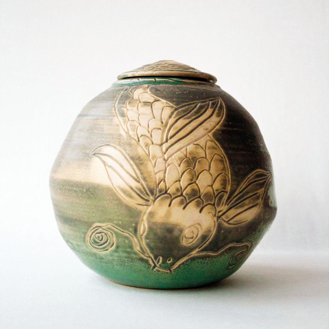 Twin Soul urn