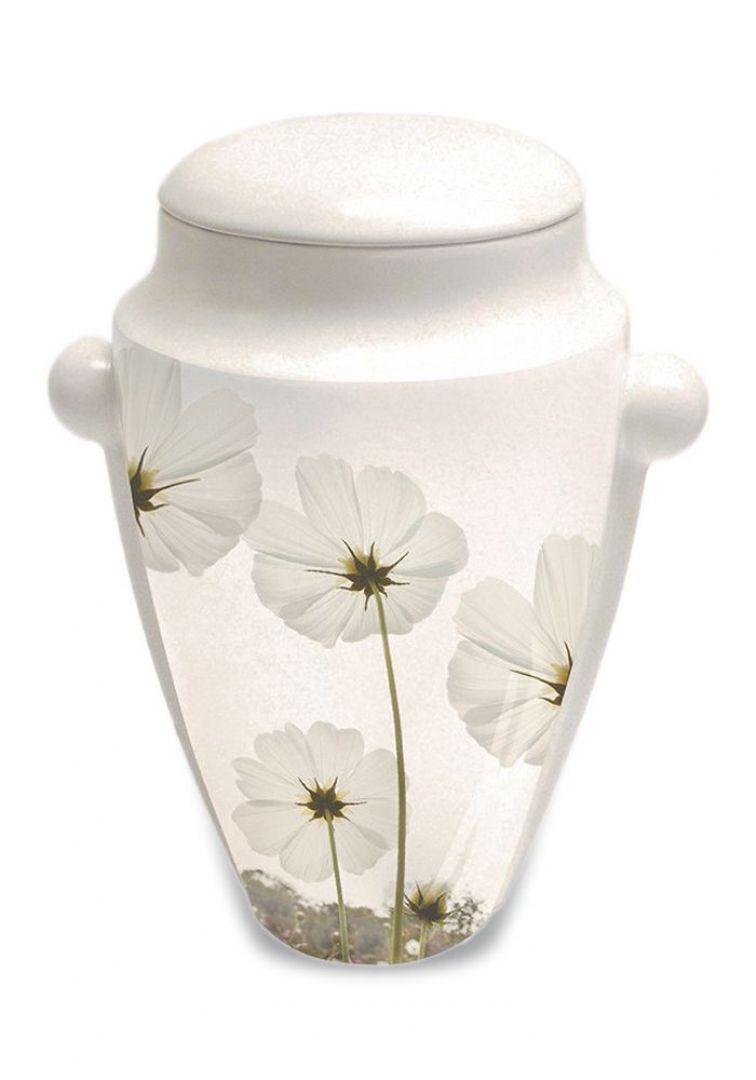 Porselein urn UPOLLG903
