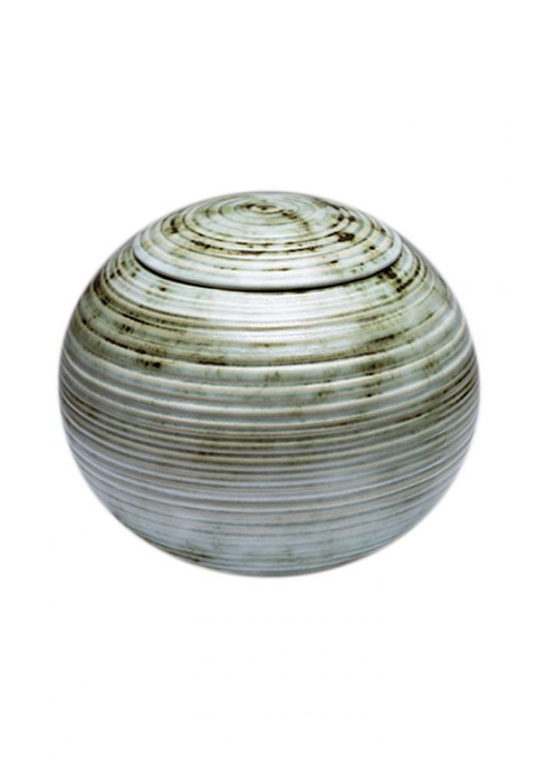 Porselein urn UPOLSG01