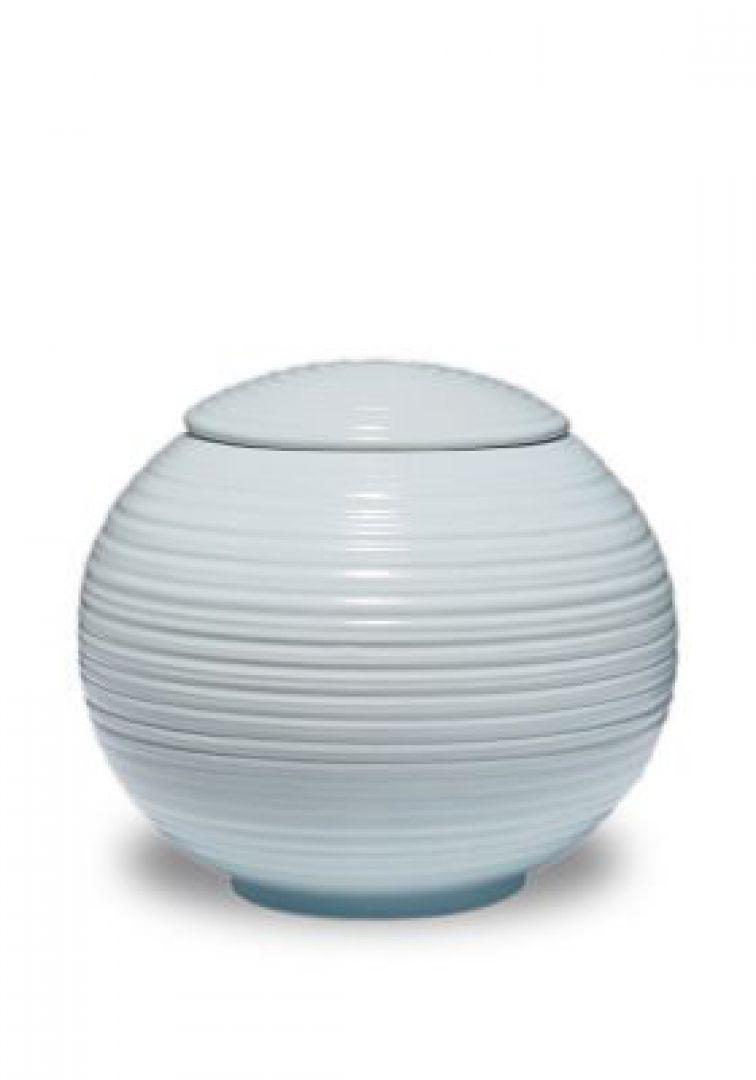 Porselein urn UPOLSG05