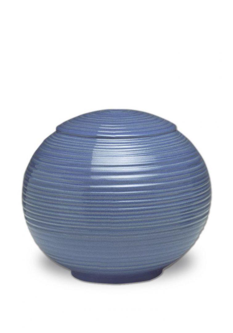 Porselein urn UPOLSG06