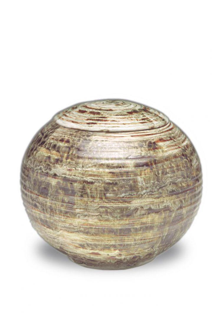 Porselein urn UPOLSG07