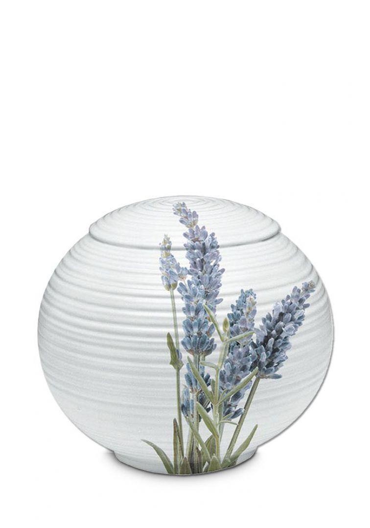 Porselein urn UPOLSGF121