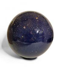 Keramiek mini urn met sterrenhemel MU20-10-1}